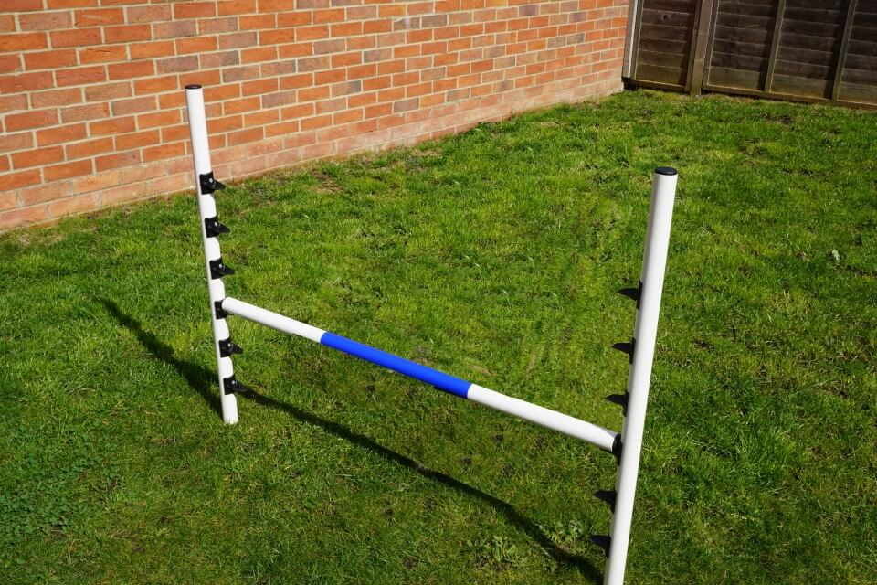 4 x Agility Jumps Set For Small Dogs- Extra Heights - UK ...
