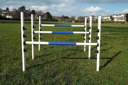 Maintenance Free Dog Jumps (3 jump set)